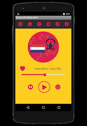 RADIO NETHERLANDS NEDERLAND