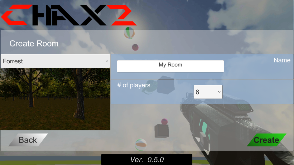 CHax 2 (Early Access)- screenshot