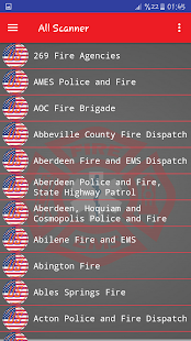 Fire And EMS Scanner- screenshot thumbnail