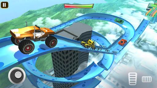 Mega Ramp Car Racing V7 5.1 screenshots 2