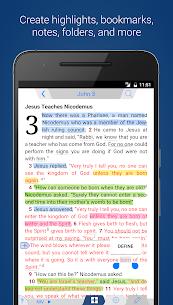 NIV 50th Anniversary Bible 7.16.11 Mod APK Updated 2