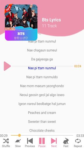 BTS Lyrics Offline – Kpop Offline image | 3