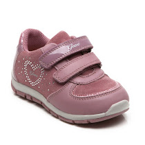 Geox Shaax Strap Trainer TODDLER GIRL VELCRO