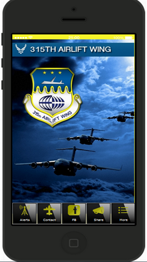 315TH AIRLIFT WING- screenshot