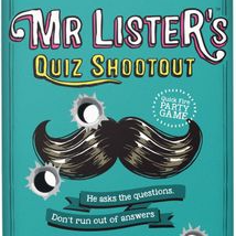 Mr. Lister's Quiz Shootout Game