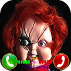 Fake Call From Vedio Chucky Bad icon
