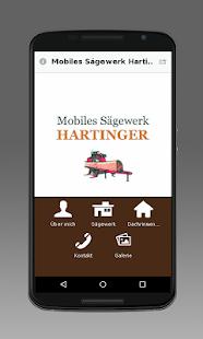 Download Mobiles Sägewerk Hartinger For PC Windows and Mac apk screenshot 1