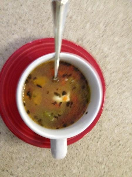 Un-stuffed Pepper Soup Recipe