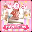 Baby Frame Photo icon