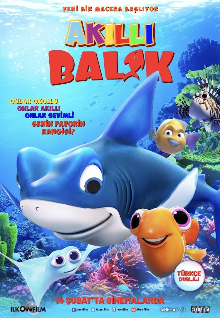 Akıllı Balık - Shark School (2020)