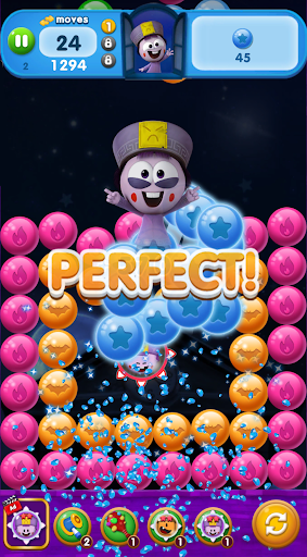 Spookiz Blast : Pop & Blast Puzzle 1.0044 screenshots 21