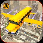 Flying School Bus Sim 2017 1.0.3