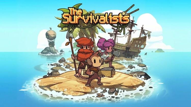 The Survivalists ザ サイバリスト