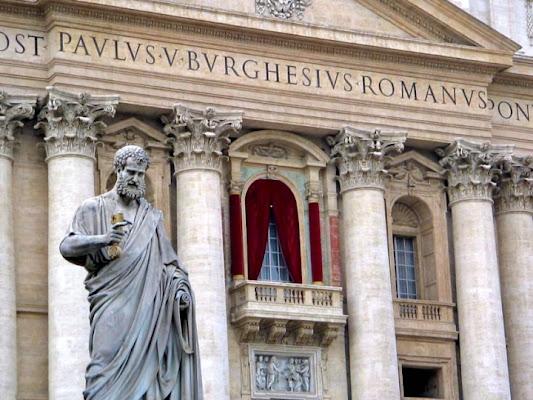 Finestra Papale di vittorio
