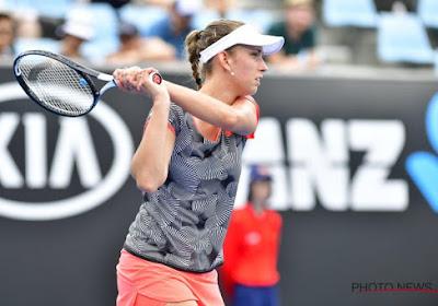 Elise Mertens fait le point sur sa défaite à Stuttgart et ses derniers tournois