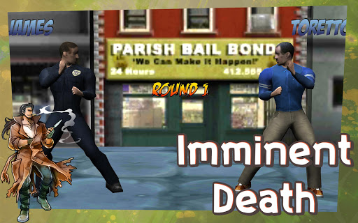 Imminent Death Fighting 3D