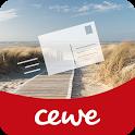 cewe postcard - Ihre Postkarte icon