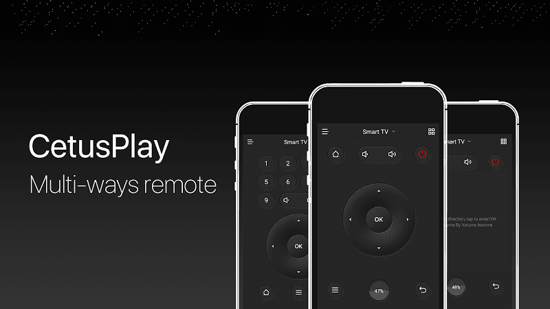 Fire TV Universal Remote Android TV KODI CetusPlay v4.8.0.1 [Pro] 1