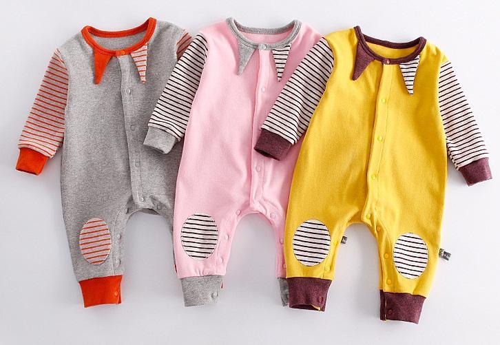 Kombinezon dresowy dla niemowlaka na jesień 3