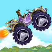 Mad Car Racing Motocross