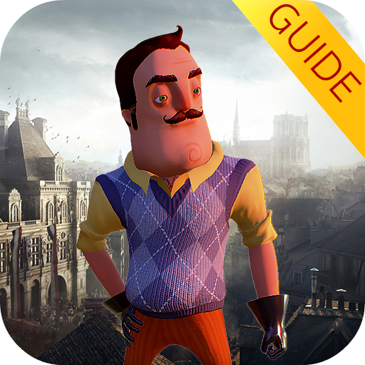 Alpha Guide Hello Neighbor House Online Game Free