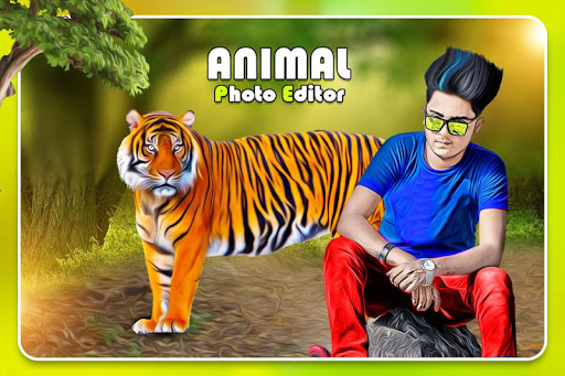 Animal Photo Editor for PC
