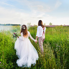Wedding photographer Kristina Rozova (rozova). Photo of 24.01.2018