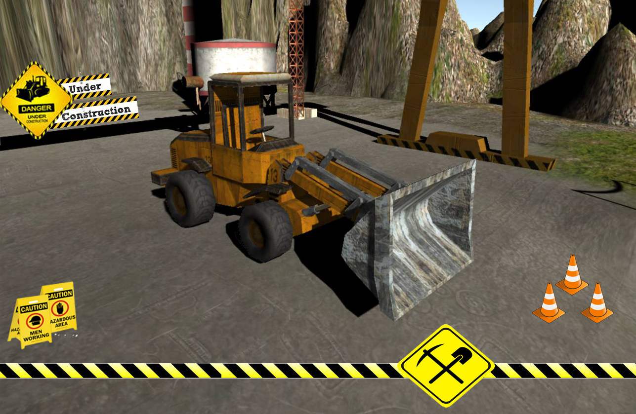 Construction simulator 3d 2015 android apps on google play for Simulation construction maison 3d