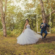 Wedding photographer Milana Brusnik (Milano4ka). Photo of 11.10.2014