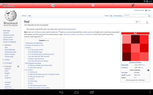 Free Dictionary Org screenshot 9