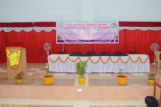 Photo: Auditorium Dias