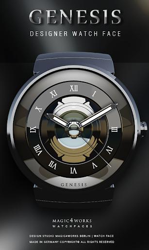 Genesis Watch Face