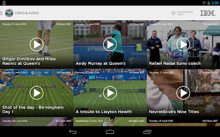 The Championships, Wimbledon Screenshot 13