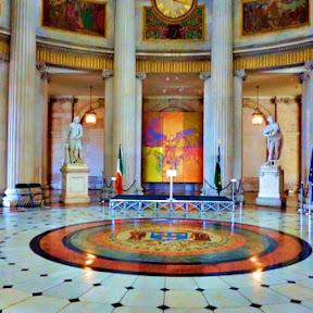 【世界の街角】アイルランド・ダブリンの歴史を知るならここ!ダブリン市庁舎(Dublin City Hall)
