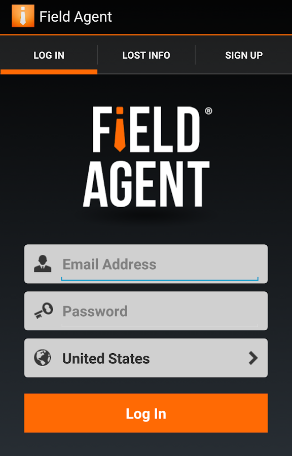 Field Agent: captura de pantalla