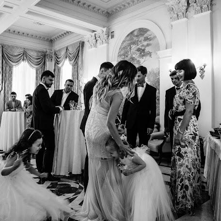 Hochzeitsfotograf Denis Isaev (Elisej). Foto vom 01.12.2017
