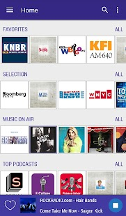 Radioline: Radio and Podcast- screenshot thumbnail