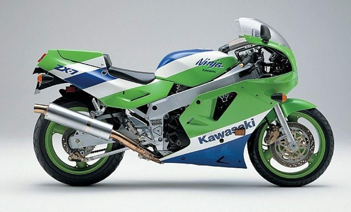 Kawasaki ZXR 750 Ninja-manual-taller-despiece-mecanica