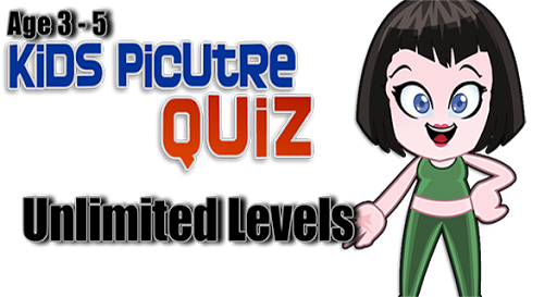 Picture kid quiz age 3+ Nur|玩教育App免費|玩APPs