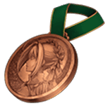 ネロメダル(銅)