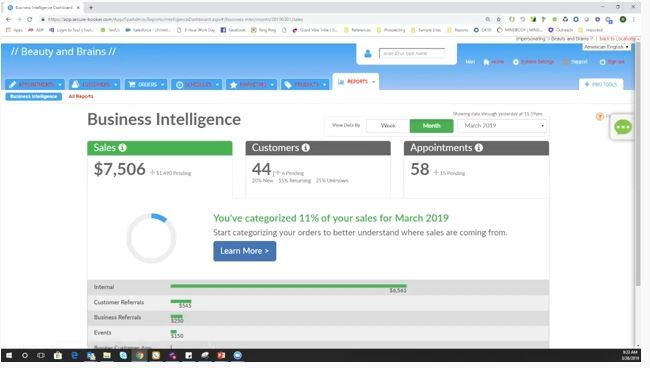 MindBody Personal Trainer Software Review [year] 17