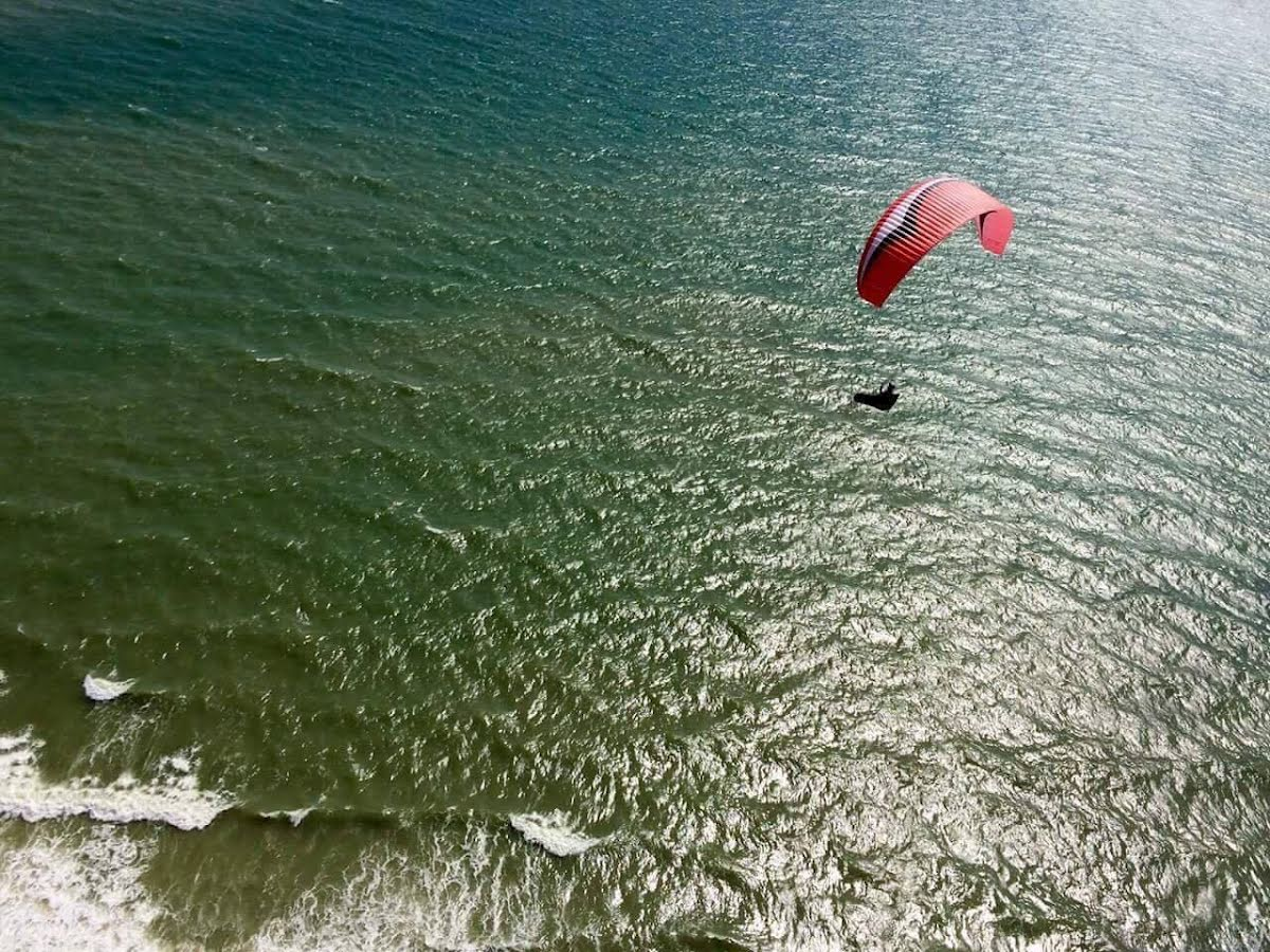 Read the latest test review of the New Gin Explorer paraglider