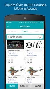 Testpitara : Online Courses - náhled