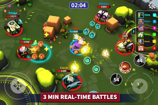 Tank Raid Online 2 - 3D Galaxy Battles  captures d'écran 1