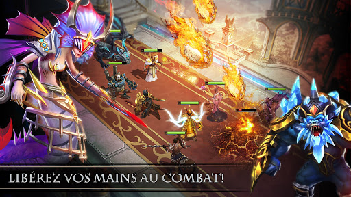 Télécharger Gratuit Trials of Heroes: L'Épreuve des Héros mod apk screenshots 3