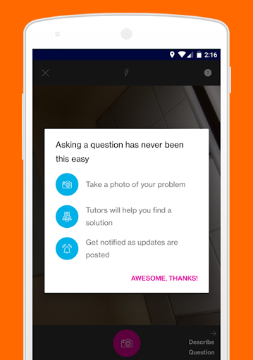 Course Hero | Homework Help 2.5.69 screenshots 6