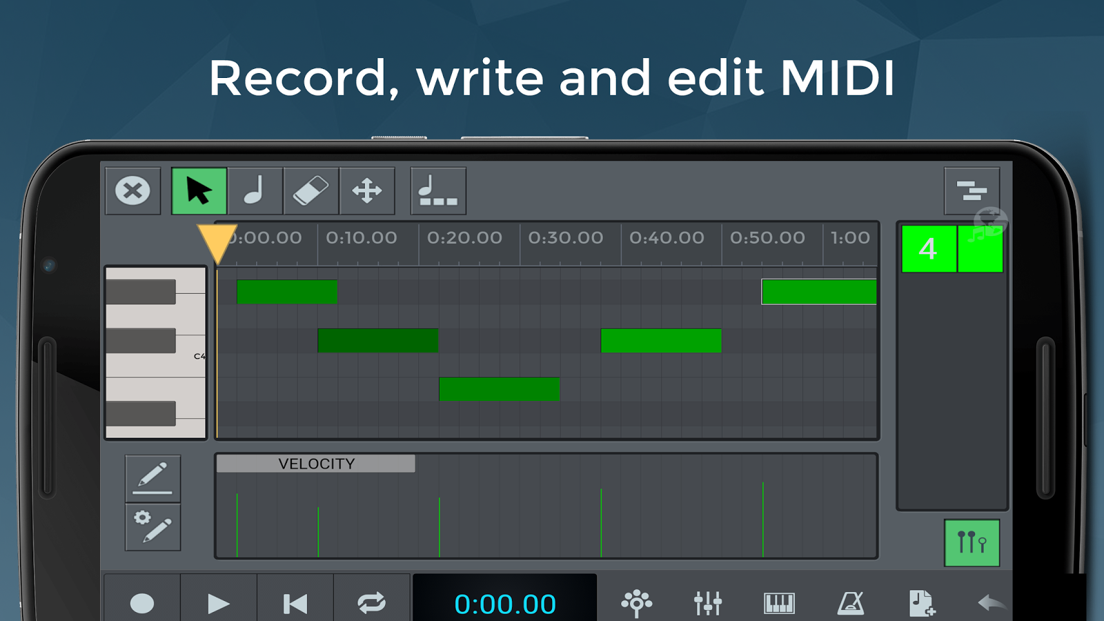 n-Track Studio Pro Music DAW - Android Apps on Google Play