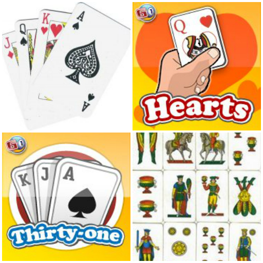 Card Game Quiz 益智 App LOGO-APP開箱王