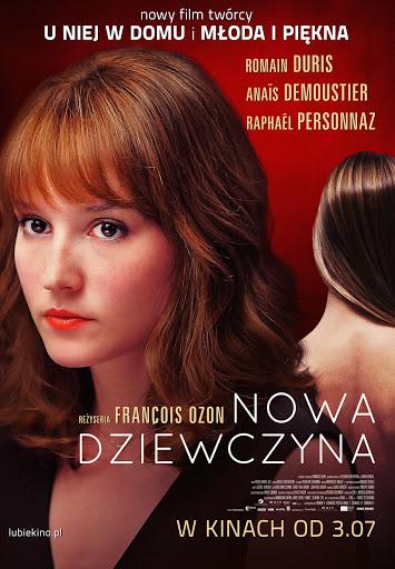 Polski plakat filmu 'Nowa Dziewczyna'