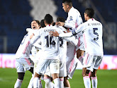 Liga : Le Real Madrid arrache le nul in extremis